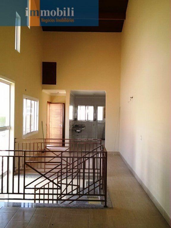 casa nova em condominio granja viana - fn634