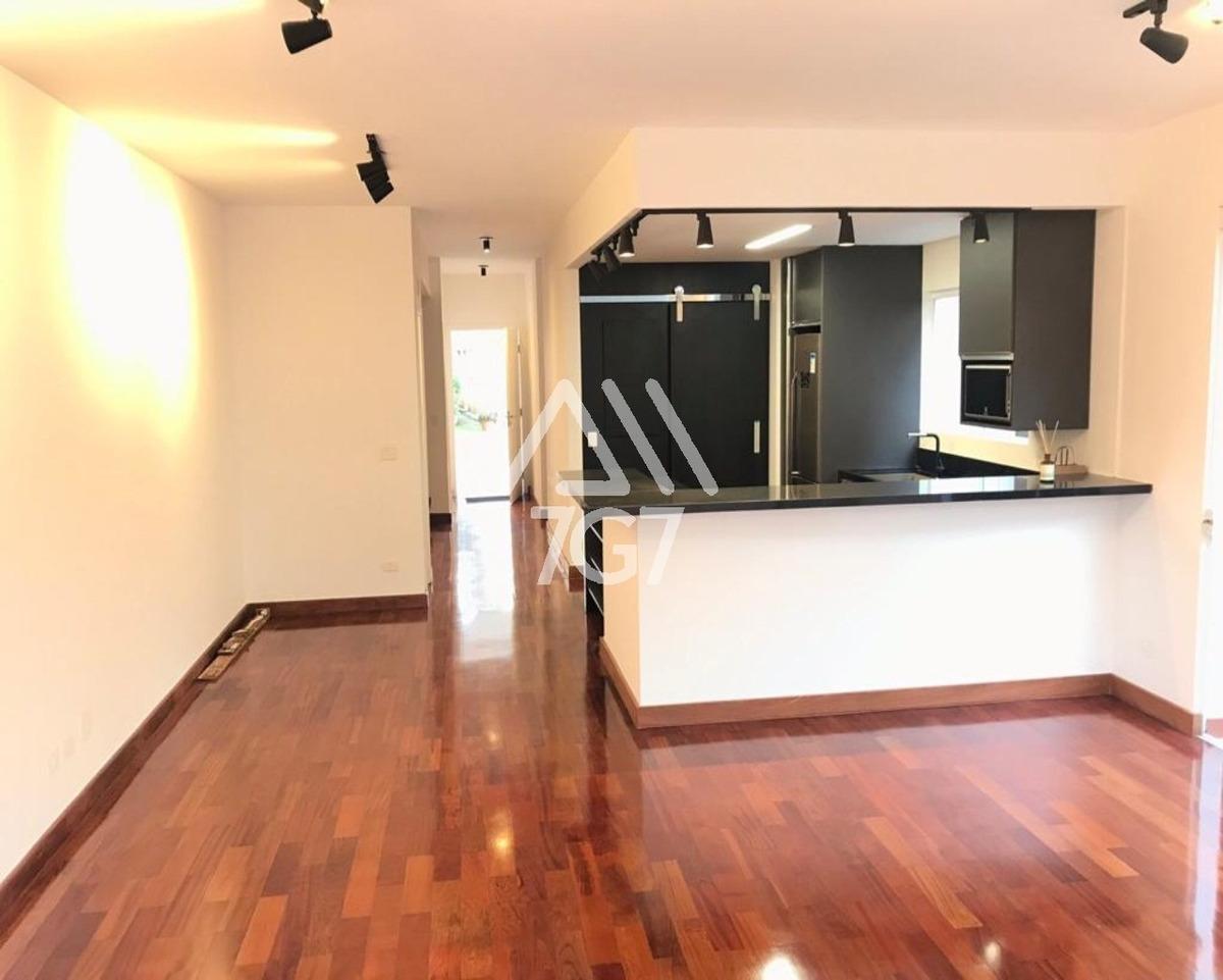 casa nova em condominio no morumbi - ca00754 - 34078053