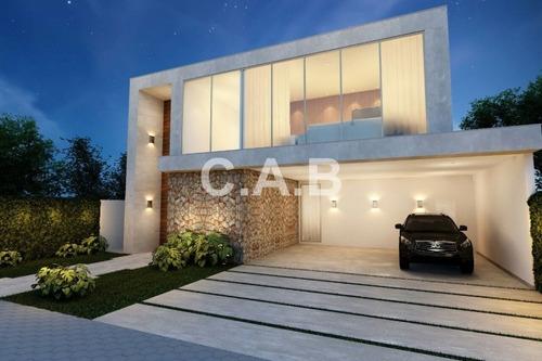 casa nova em construção no alpha sítio em alphaville - 10122