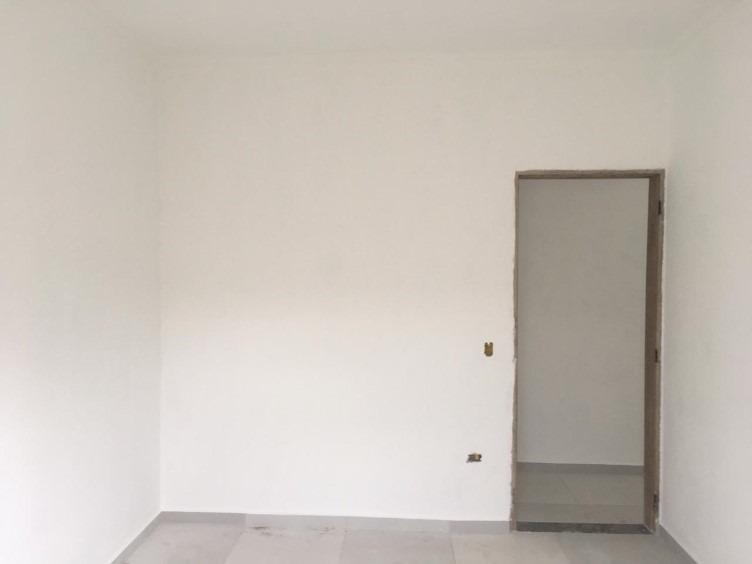 casa nova em fase de acabamento no bairro belas artes/sp