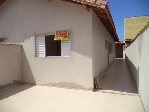 casa nova em fase final de acabamento ref. 893