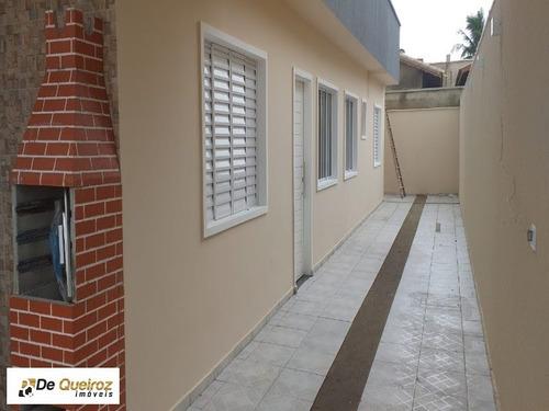 casa nova em itanhaém , bairro tupy, geminada, lado praia, - 1899 - 33914504