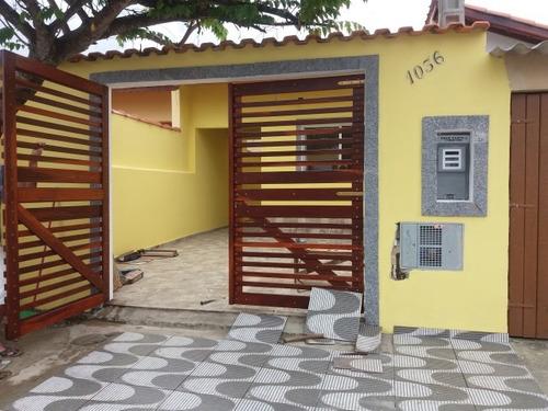 casa nova em itanhaém r$160mil,  minha casa minha vida.