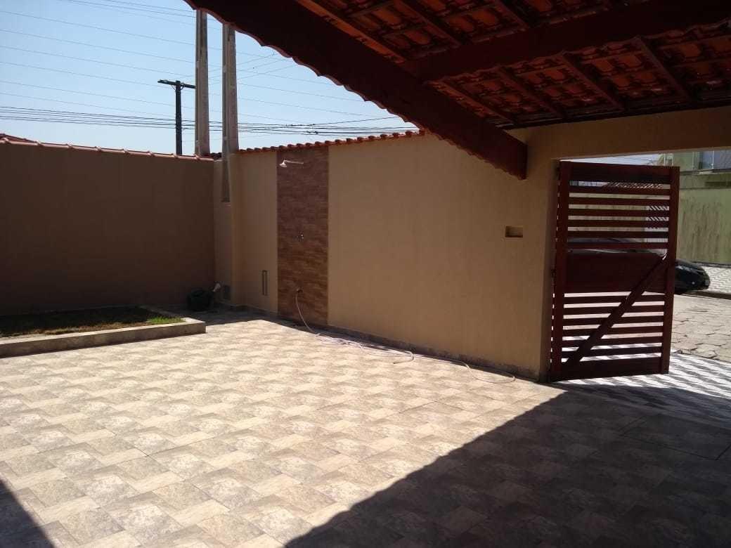casa nova em  mongaguá, a 500 metros da praia, ref: 7921 c