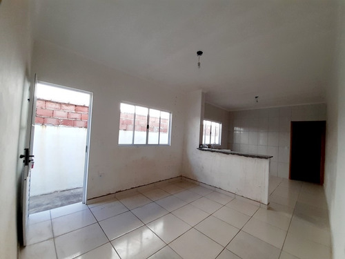 casa nova geminada em mongaguá!!!   ref. ca0078
