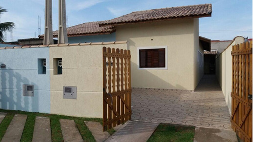 casa nova geminada savoy - itanhaém. ref 464 e 142 cris