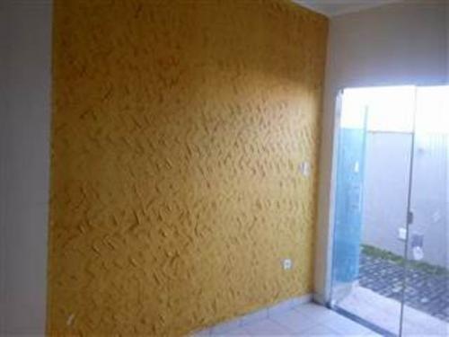 casa nova itanhaém, condomínio, 2 quartos, parcela direto!
