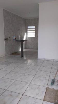 casa nova lado praia com 2 quartos no cibratel.