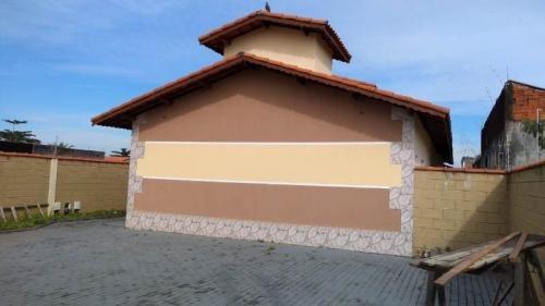 casa nova lado praia, para financiar, 2 quartos!!!