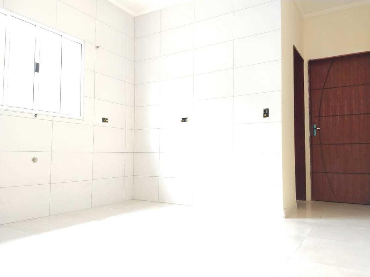 casa nova mongaguá com piscina , ref: 7339 c