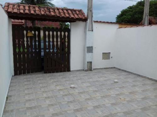 casa nova na praia, lado praia, r$75 mil + parcelas!