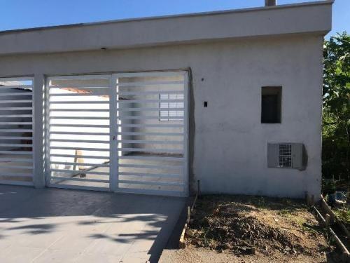 casa nova no balneário gaivota, em itanhaém
