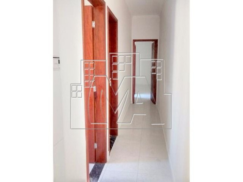 ¿¿casa nova no balneário maracanã, com suite e churrasqueira.