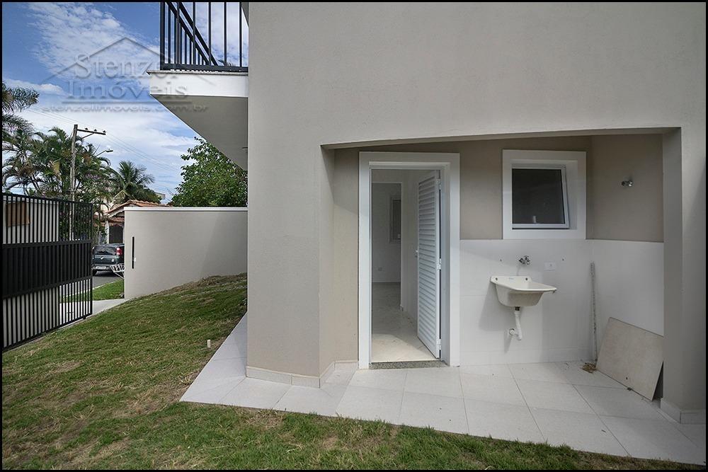 casa nova no centro de bertioga - ca00073 - 33678658