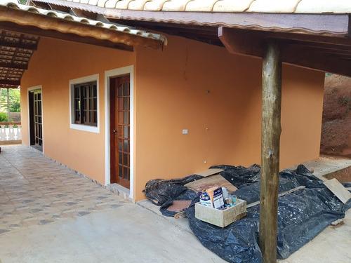 casa nova no centro em são lourenço da serrana