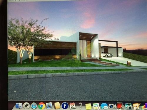 casa nova no condomínio porto atibaia  - 561