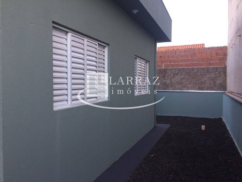 casa nova para venda no jardim pedra branca, aceita minha casa minha vida, 2 dormitorios, 58 m2 de area construída em um terreno de 160 m2 - ca00284 - 32158109