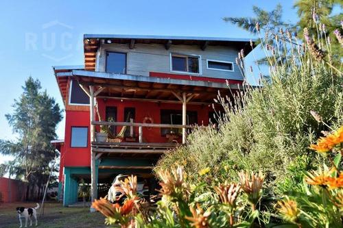 casa nueva apta credito de hermoso diseño | venta / alq | villa la ñata - dique lujan