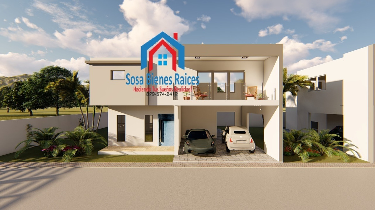 casa nueva centro de puerto plata