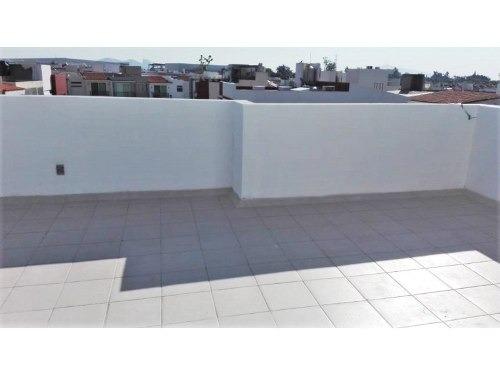casa nueva con roof garden