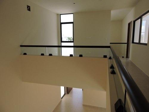 casa nueva de 4 recámaras en venta en altabrisa, mérida norte