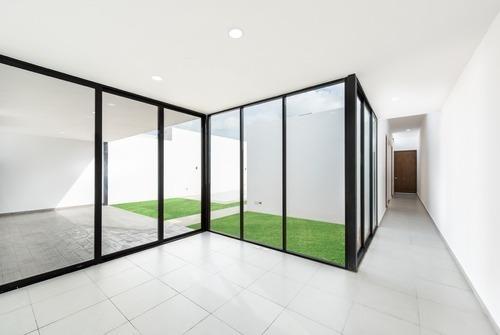 casa nueva de una planta en venta, mirova modelo 4, dzitya, mérida norte