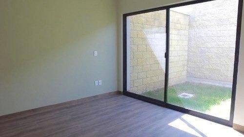 casa nueva en condominio  de un nivel