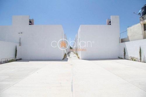 casa nueva en conjunto en san francisco totimehuacan, puebla
