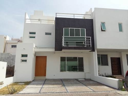 casa nueva en el mirador roof garden acabados de lujo