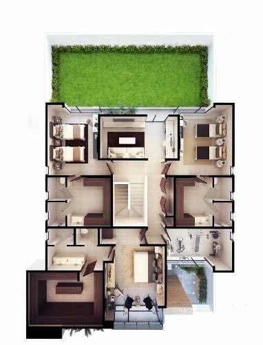casa nueva en fraccionamiento privado