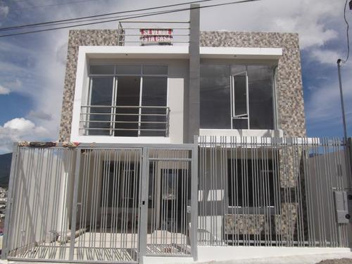 casa nueva en loja