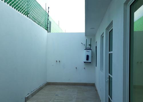 casa nueva en privada, capultitlán, toluca méxico.