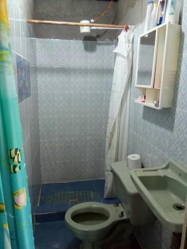 casa nueva en proceso de acabados, 3 piezas, baño cocina...