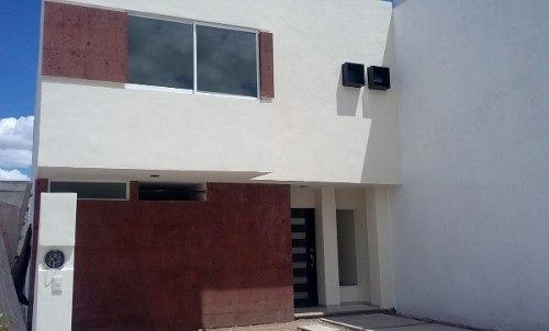 casa nueva en renta en león gto privada san diego de mayorazgo