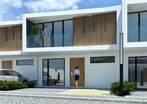 casa nueva en residencial con seguridad san mateo atenco