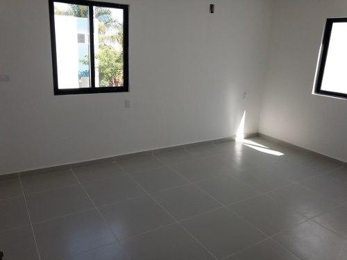 casa nueva en venta con membresía club deportivo, real montejo, mérida norte