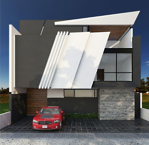 casa nueva en venta de 3 hab + estudio en la vista residencial