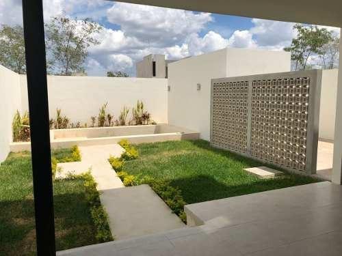 casa nueva en venta en arbórea, modelo 218, conkal, mérida norte