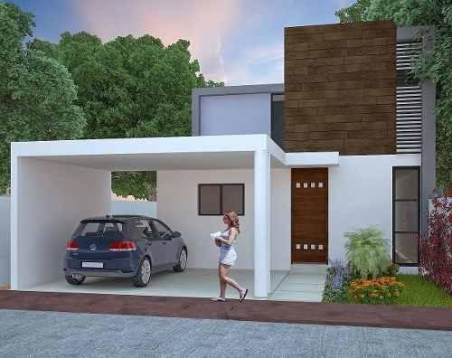 casa nueva en venta en avenida conkal, modelo 169, conkal,  mérida norte