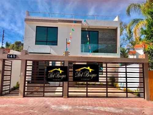 casa nueva en venta en bugambilias, zapopan