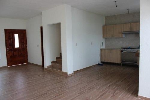 casa nueva en venta en hacienda grande, tequisquiapan