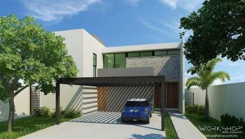 casa nueva en venta en jardines de la rejoyada, lote 50, komchen