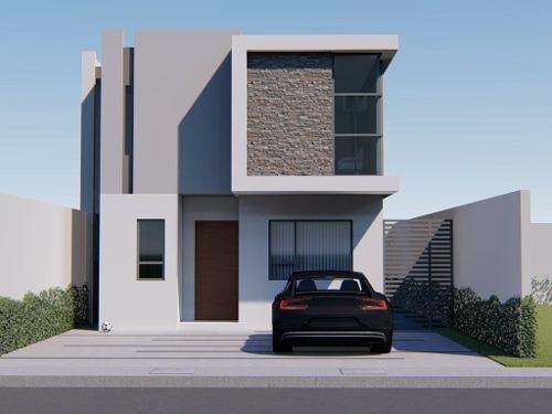 casa nueva en venta en lomas residencial veracruz