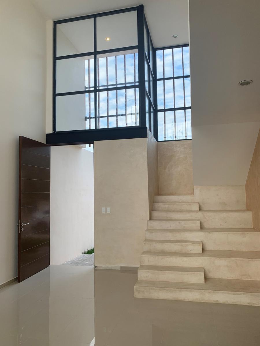 casa nueva en venta en sodzil norte merida