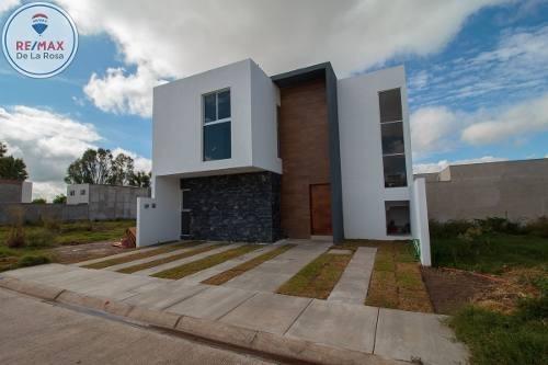 casa nueva en venta fraccionamiento veranda
