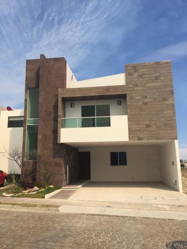 casa nueva en venta / parque victoria / lomas de angelópolis pue