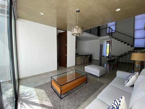 casa nueva en venta, residencial altamira modelo c en privada, mérida norte