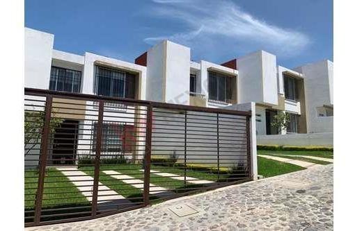 casa nueva en zona centrica, col. lomas de la selva, cuernavaca morelos
