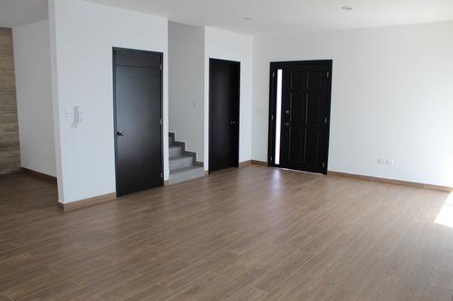 casa nueva  estilo contemporánea  en privada
