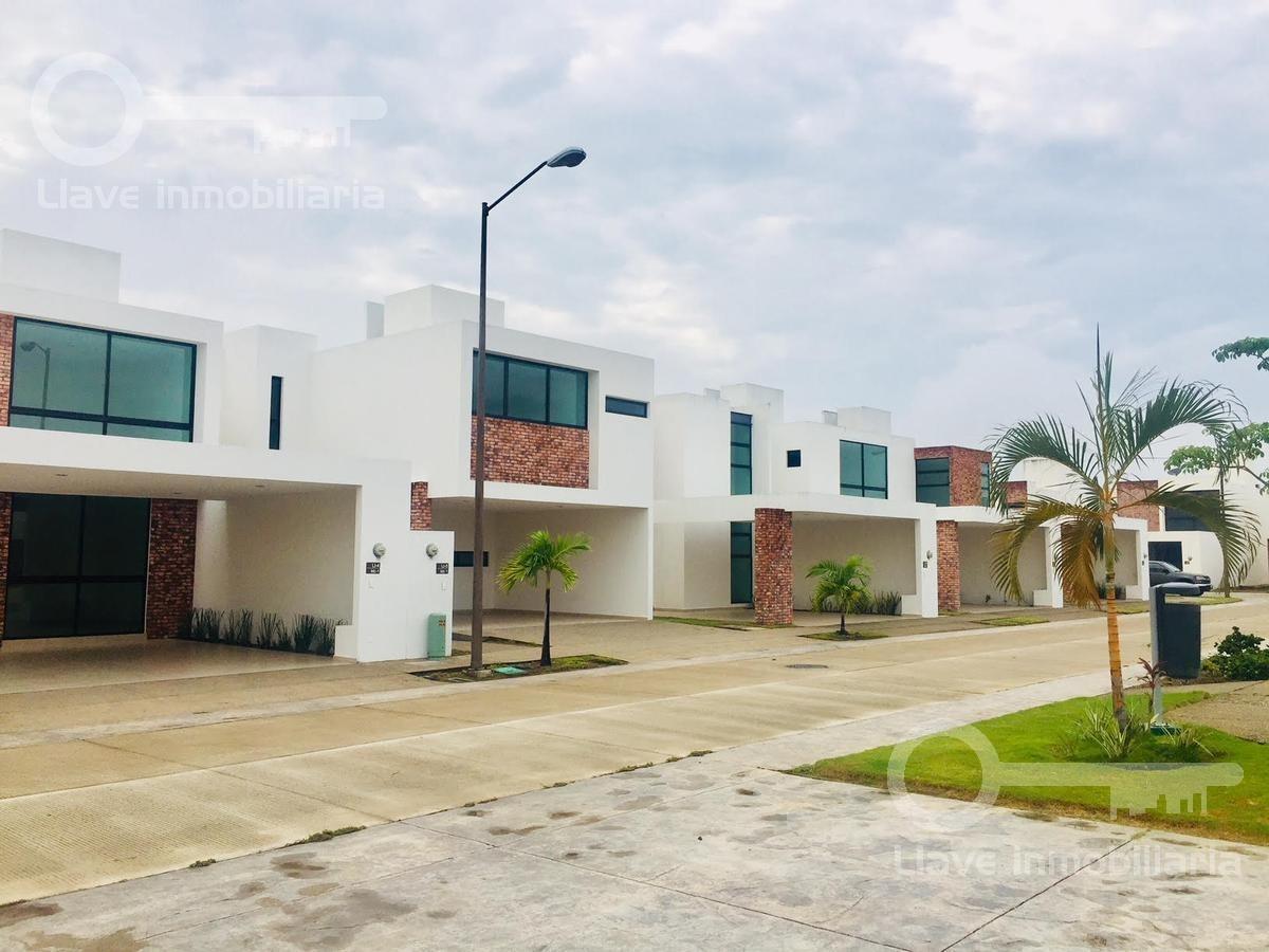casa nueva residencial puerta madero villahermosa modelo recoleta